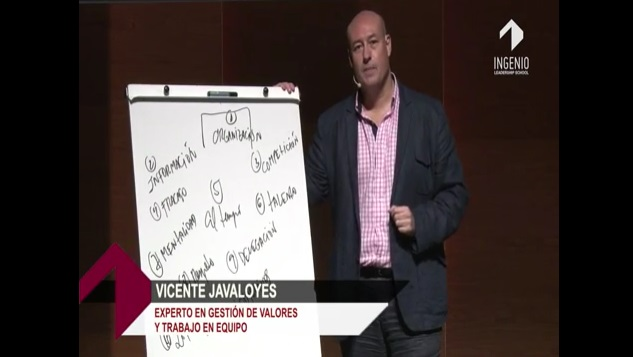 Equipos y valores Vicente Javaloyes